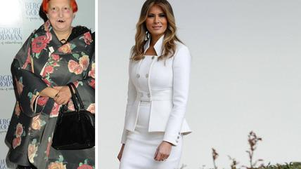 Foto: Graylock/Press Association/PIXSELL Lynn Yaeger; Foto: Reuters/PIXSELL Melania Trump