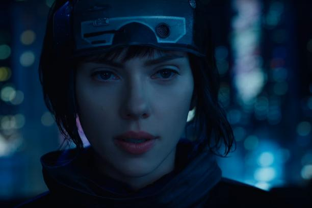 Ghost in the Shell (Paramount/Dreamworks)