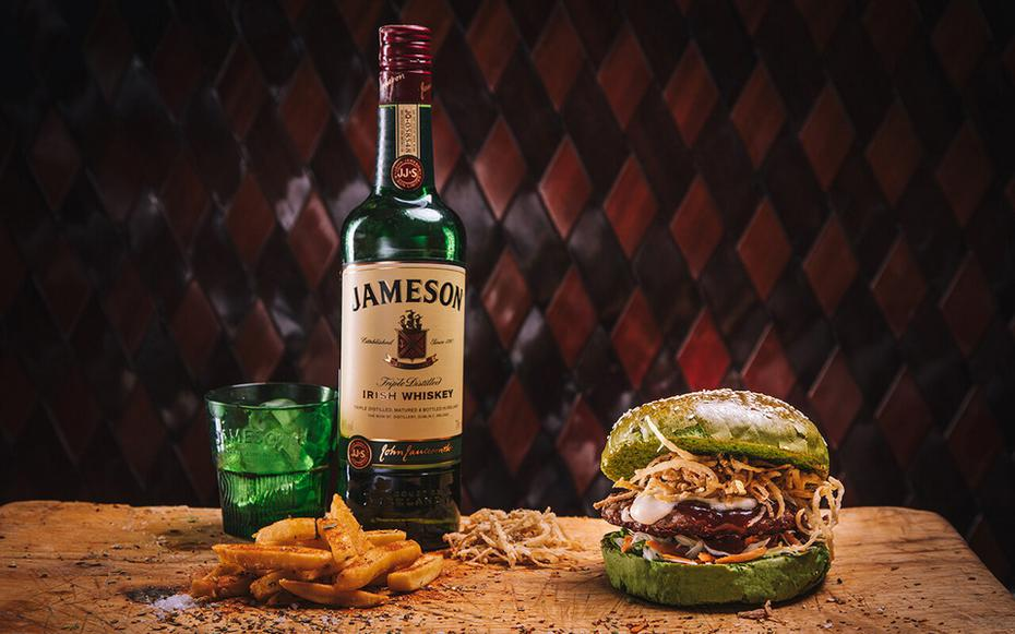 Jameson Burger, Cellar Grill